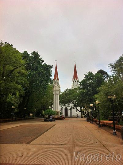 Posadas - igreja